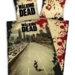"""The Walking Dead"" draps de lit"