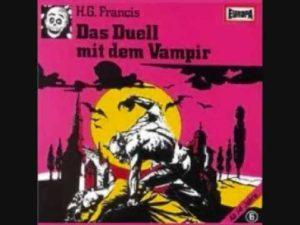 H.G.Francis: Das Duell mit dem Vampir