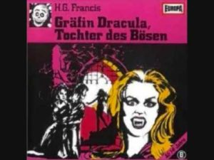 H.G.Francis: Gräfin Dracula, Tochter des Bösen