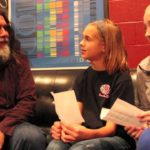 Kinderen interviewen Tom Araya von Slayer
