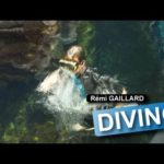 Remi Gaillard goes diving
