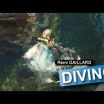 Remi Gaillard går dykning