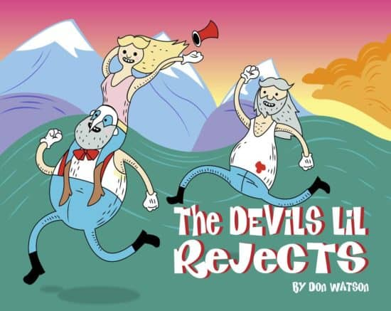 The Devils Lil' Rejects - Ein Kinderbuch