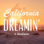 Timelapse: Californië Roadtrip