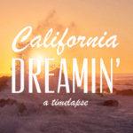 Timelapse: California Roadtrip