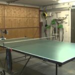 Ulf Hoffmann tennis de table Robot