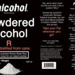 Polvo Alcohol