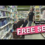 Remi Gaillard: Sesso Gratis