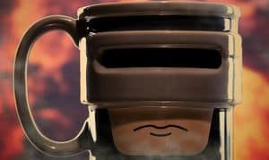 RoboCup - Dead or Alive, you're drinking a tea
