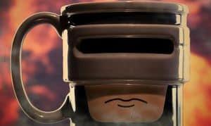 RoboCup - Dead or Alive, você está bebendo um chá