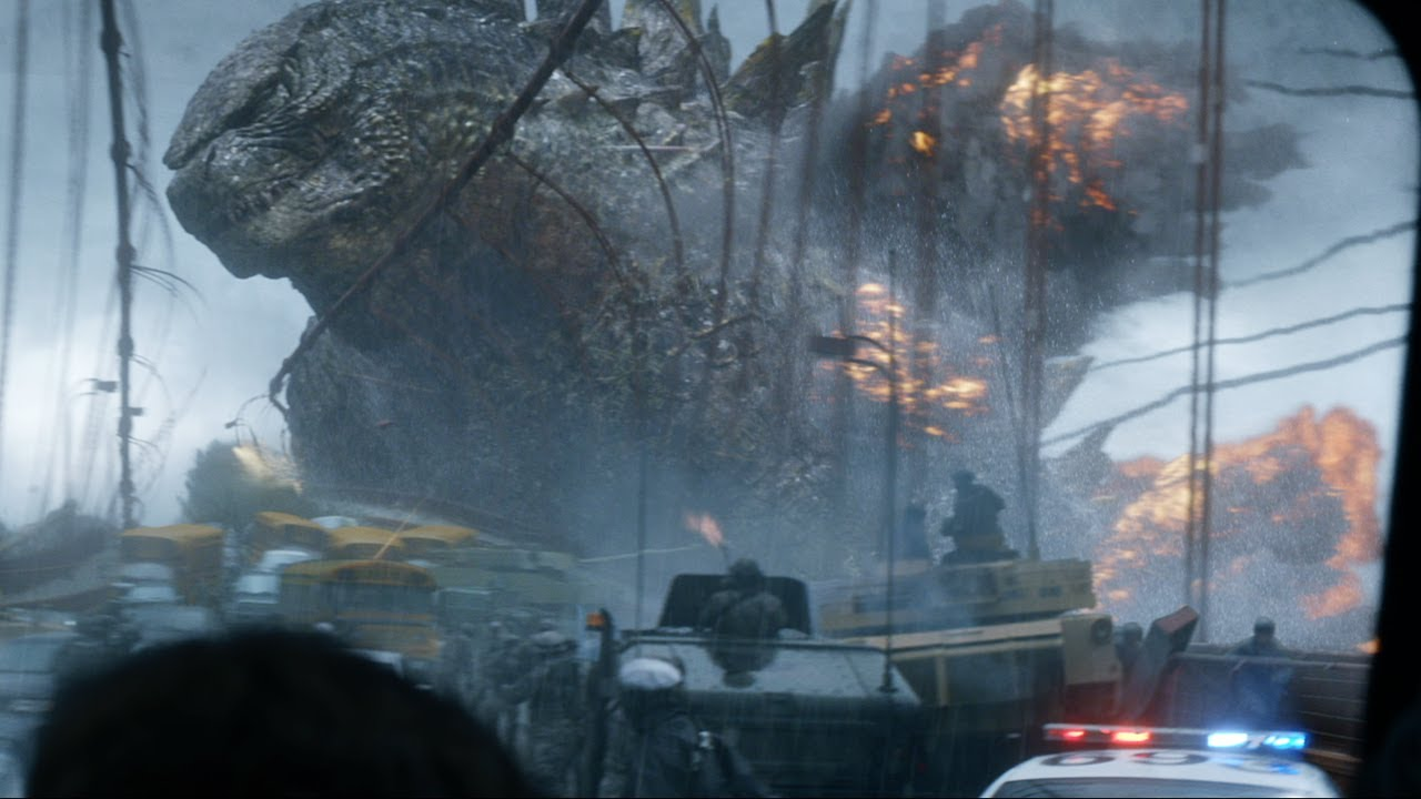 "Unbedingt den neuen ""Godzilla"" Trailer nicht anschauen!"