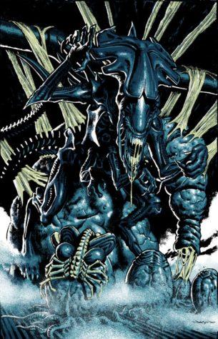 Jason Edmiston - Aliens