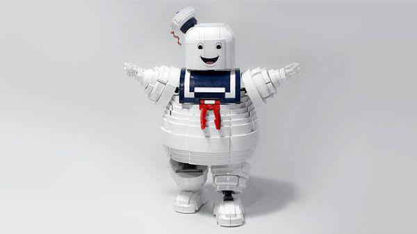 Lego Stay Puft Marshmallow Man