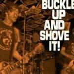 Album Review: Peter Pan Speedrock - Buckle Up And Shove Het!