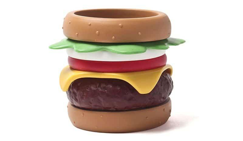 Hamburger-Armreifen