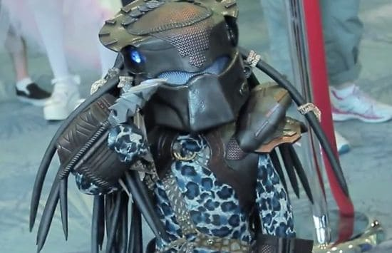 Predator Cosplay ti ucciderà con Cuteness
