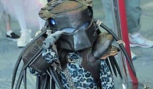 Predator Cosplay will Kill you with Cuteness