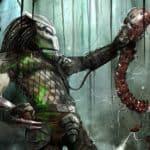 Predator verrast Terminator