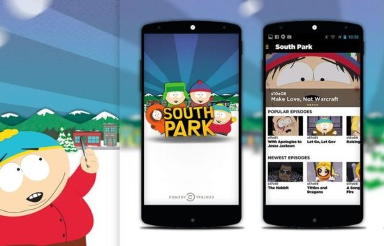 South Park: Per Android app Se alla avsnitt