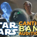 Star Wars Cantina Band Audiciones