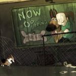 Steadfast Stanley – Trofaste hunden undersøkt i løpet av zombie apokalypsen sin mester