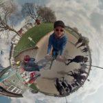 Videotrick: Der Planeten-Effekt mit 6 GoPros