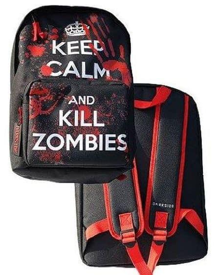 "Rucksack ""Keep Calm And Kill Zombies"""