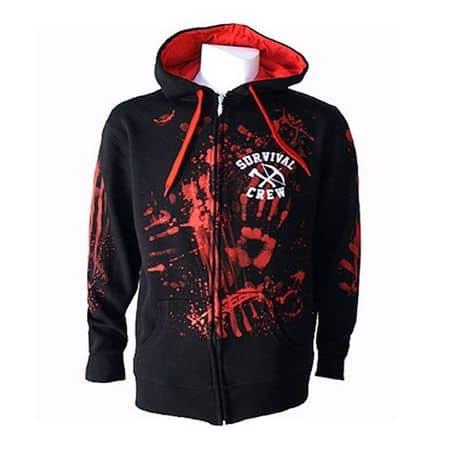 Zombie Killer Kapuzensweater