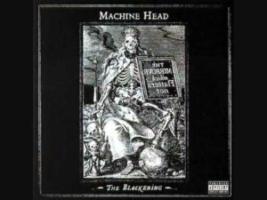 8-Beetje Machine Head - Halo