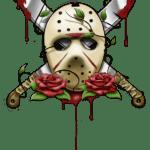 Jason Voorhees Máscara Tattoo