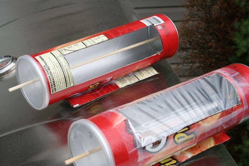 Solar Powered Hot Dog Cooker