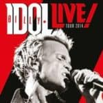 Quando a Rebel Yell – Billy Idol concerto no Z7
