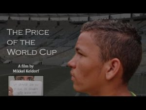 """Blutiger Preis für eine """"saubere"""" Coupe du monde 2014 - Le Prix de la Coupe du Monde"""