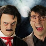 Épicas Rap Battles of History: Stephen King vs Edgar Allan Poe