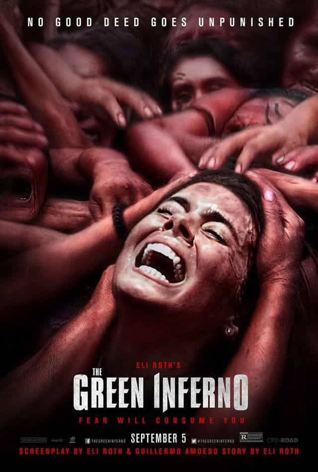 The Green Inferno – Poster
