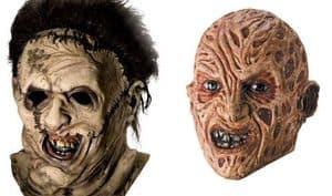 Maske zu eurem Lieblings-Horror Charakter gesucht?