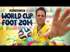 Rémi Gaillard na World Cup Football 2014