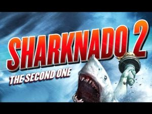 Sharknado 2: The Second One - TRAILER (hd)