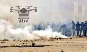 Riot Control Drone: The Skunk