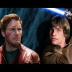 """star wars"" Nel ""Guardians of the Galaxy"" Stile"