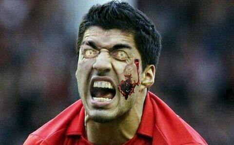 Suarez: The Walking Dead Biter