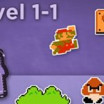 Super Mario Bros: Niveau 1-1 – Game Analyse
