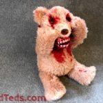 Untoter Peek-a-Boo Teddy