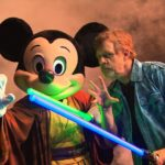 Wie Mark Hamill en Star Wars: VII episodio se verá como