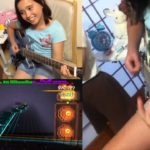 10 year-old girl effectue Guerre Ensemble de Slayer sur Rocksmith 2014