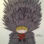 Thrones Family Guy