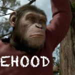 Apehood (Boyhood & Dawn of the Apornas planet)