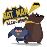 Batman & Bear Robin