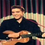 """Blue Suede Shoes"" von Elvis Presley ohne Musik"