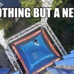 The scariest theme park fun at all: 40 Meters truly free fall!